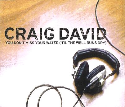 You Don't Miss Your Water - Craig David