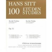100 Etudes - Hans Sitt