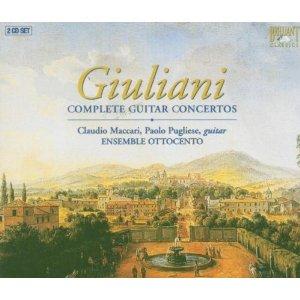 12 Landers Full Op. 80a - Mauro Giuliani