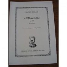 12 Landlers Op. 94 - Mauro Giuliani
