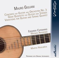6 Landlers 6 Walses 6 Ecossaises Op. 58 - Mauro Giuliani