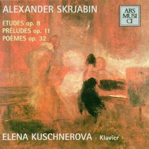 8 Etudes, Op. 42 - Alexander Scriabin