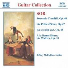 A La Bonne Heure 6 Waltzes Op. 51 - Fernando Sor