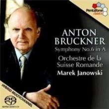 Adagio from Symphony No. 7 - Anton Bruckner