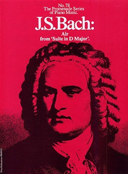 Air From Suite D Major BWV 1068 - J. S. Bach