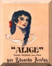 Alice - Eduardo Arolas
