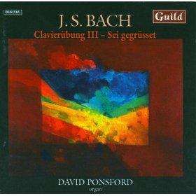 Allein Gott In Der Höh Sei Ehr BWV 675 - J. S. Bach