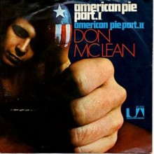 American Pie - Don McLean