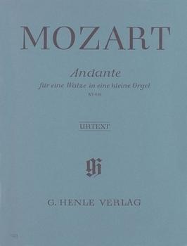 Andantino - W. A. Mozart