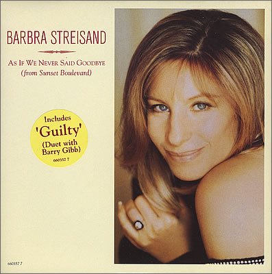 As If We Never Said Goodbye - Barbra Streisand