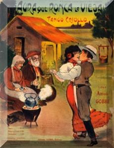 Aura Que Ronca La Vieja - Alfredo Eusebio Gobbi
