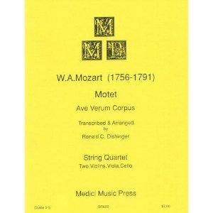 Ave Verum Corpus - W. A. Mozart