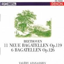 Bagatelle Op 119 No. 9 - Beethoven
