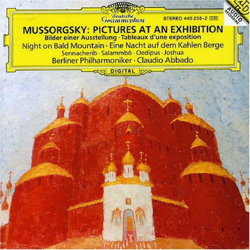 Ballet Of The Unhatched Chicken - Mussorgsky