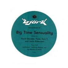 Big Time Sensuality  - Björk