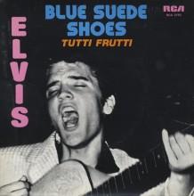 Blue Suede Shoes - Elvis Prestley