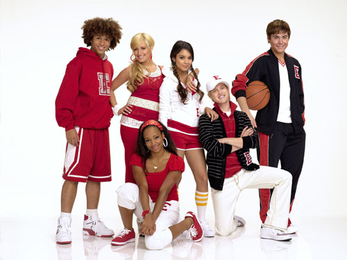 Bop To The Top - High School Musical 3