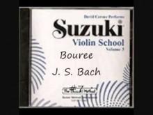 Bouree - J. S. Bach