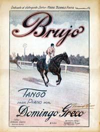 Brujo - Dominigo Greco