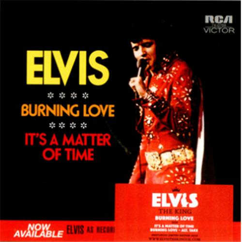 Burning Love - Elvis Prestley