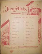 Carlitos Y Maria Op. 44 - Juan Alais