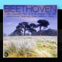 Cello Sonata No. 3 In A Major Opus 69 - Beethoven