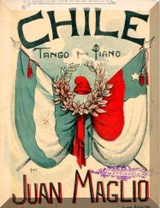 Chile - Juan Maglio