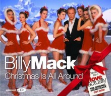 Christmas Is All Around - Billy Mack