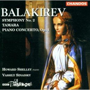 Concerto I - Mily Balakirev