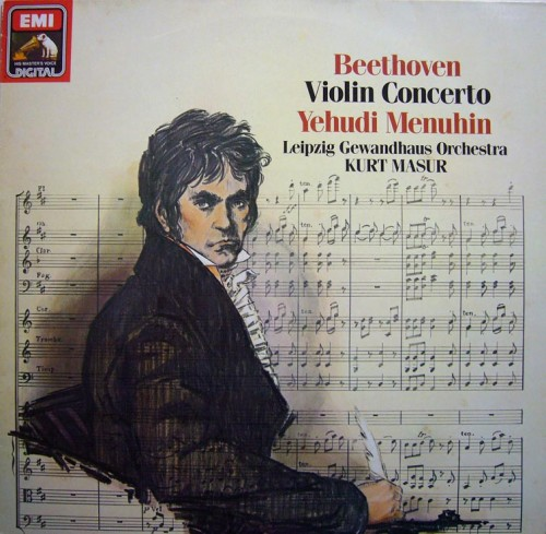 Concerto for Violin and Orchestra in D Major Opus 61 - Beethoven