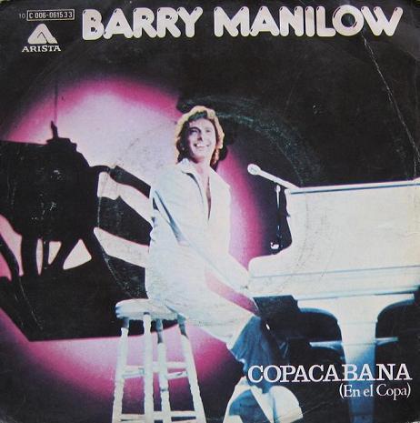Copacabana - Barry Manilow