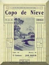 Copo De Nieve Vals Criollo - Juan Maglio