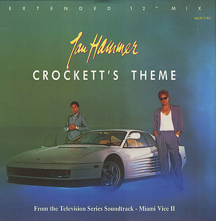 Crockett's Theme - Jan Hammer