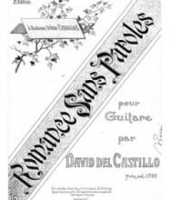 Dans Les Nuages - David Del Castillo
