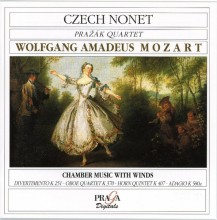 Divertimento II - W. A. Mozart