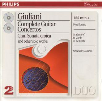Divertissement Op. 106 - Mauro Giuliani