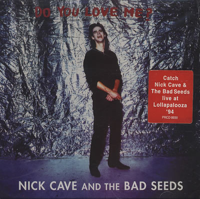 Do You Love Me - Nick Cave
