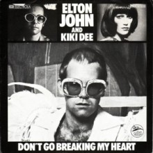 Dont Go Breaking My Heart - Elton John