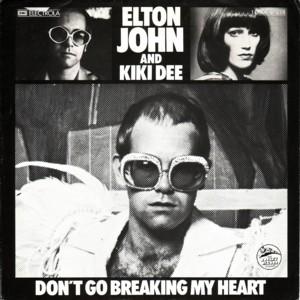 Dont Go Breaking My Heart - Elton John