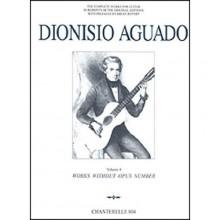 Douze Valses Op. 1 - D. Aguado