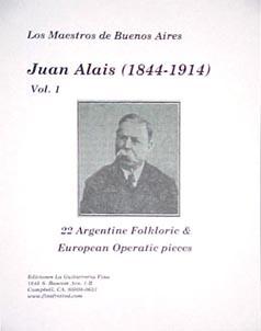 El Carino Op. 16 - Juan Alais