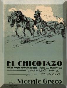 El Chicotazo - Vicente Greco