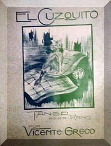 El Cuzquito - Vincente Greco