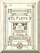 El Flete - Vicente Greco