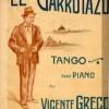El Garrotazo - Vicente Greco