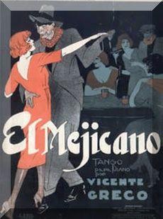 El Mejicano - Vicente Greco