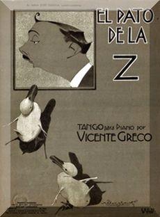 El Pato De La Z - Vicente Greco
