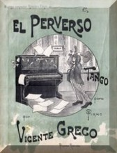 El Perverso - Vicente Greco