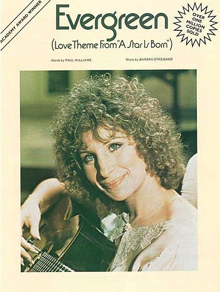 Evergreen - Barbara Streisand