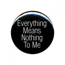 Everything Means Nothing To Me - Elliott Smith